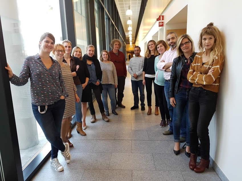 Foto deelnemers werkgroep 2