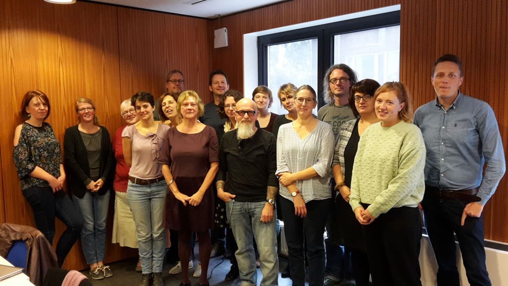 foto deelnemers werkgroep